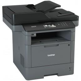 Impresora Multifuncional BROTHER MFP LASER DCPL5650DN B-N 42 PPM USB DUPLEX RED