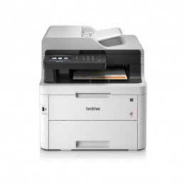 Impresora Multifuncional Brother MFCL-3750CDW Mutifuncion Color