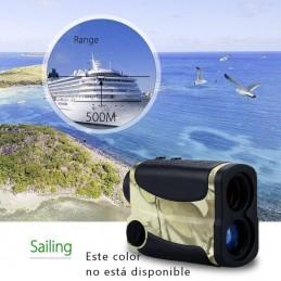 Mide distancia a un crucero Telemetro Laser medidor Velocidad, Distancia y Altura Rangefinder Aofar AF1000 alta precisión