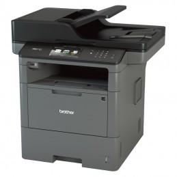 Impresora Multifuncional BROTHER MFP LASER MFCL6700DW B-N 48PPM USB DUPL RED WiFi ADF