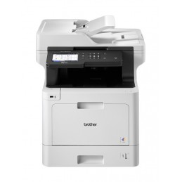 Impresora Multifuncional BROTHER MFP LASER COLOR MFCL8900CDW 31PPM DUPL RED WiFi ADF