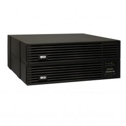Respaldo de Energía TRP UPS 6kVA Online Torre Rack 4U Opcion Tarjeta Red