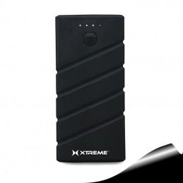 PowerBank 4400 mAh Negro carga auxiliar externo Xtreme