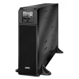 Respaldo de Energía APC UPS 5KVA 4500W Torre Rack Online Smart SRT LCD IEC 230V