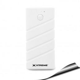 PowerBank 4400 mAh Blanco cargador externo Xtreme