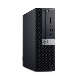 Computador DELL OPTIPLEX 7070 SFF i7-9700 8GB 1TB DVD-RW W10PRO Gtia 3A