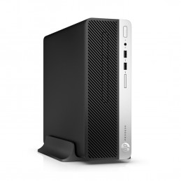 Computador HP Pro 400 G5 SFF i5-8500 HDD 1TB 7200RPM 2.5 + 256 SSD 8GB RAM W10 Pro