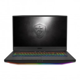 Notebooks MSI GT76 Titan 10SF i7-10875H+HM470 512GB SSD + 1TB SATA 32GB 17.3in W10 Pro