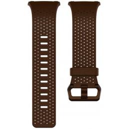 Correa de cuero Reloj Fitbit para Ionic Cognac Grande