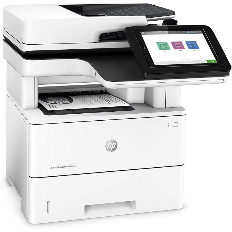Impresoras Laser HP Printer LaserJet Managed MFP E52645dn 45ppm neg especial
