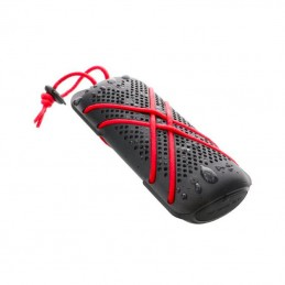 Vista frontal Parlante HYDRO Outdoor  premium Water Ressistant Bluetooth rojo Extreme