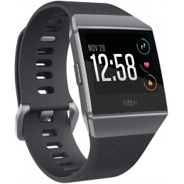Reloj Fitbit Smartwatch Ionic Negro
