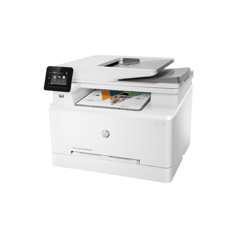 HP MTF color Laserjet Pro M283fdw 22ppm