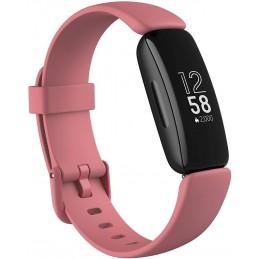 Fitbit activity tracker inspire 2 desert rose de silicona