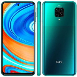 Celular Xiaomi Redmi Note 9 Pro 128G Tropical Green