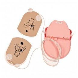 PAD-PAK electrodos pediátricos + Batería para desfibriladores Samaritan PAD 350P y 500P