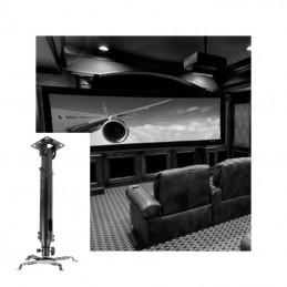 Soporte de Proyector Data Show Extensible Robusto 20kg Universal al techo o cielo Ecotek P103