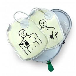 PAD-PACK electrodos de adultos + Batería para Desfibriladores Samaritan PAD 350P y 500P