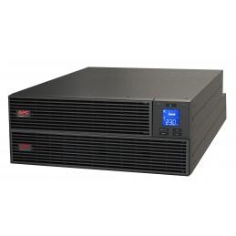 APC UPS 3KVA 2400W Rack OnlineEasy Long 4 Caja UPS BAT 2RIEL