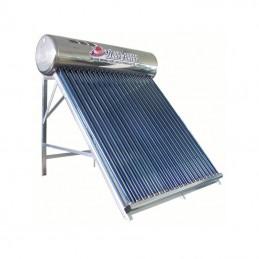 Calentador SOLAR 300L, 30 tubos, full Acero Inoxidable